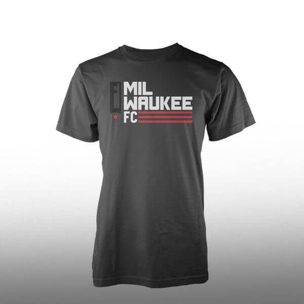 Footy Milwaukee T-Shirt