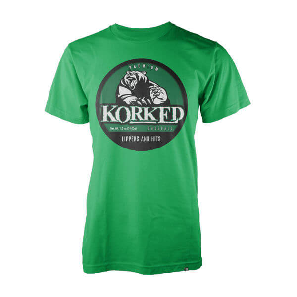 Korked Grizzly Shirt