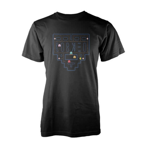Korked Pac-Man Shirt
