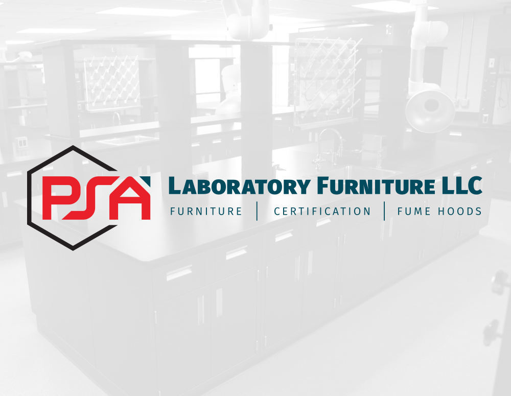 PSA Labratories Logo Design - Lab Furniture in New Berlin, WI