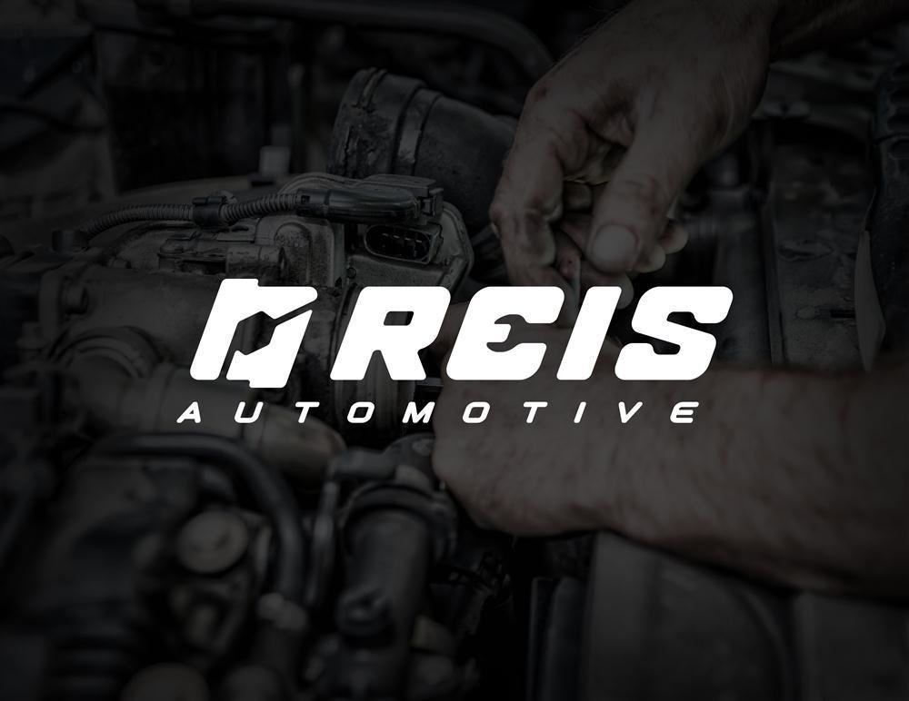 Reis Automotive Logo Design