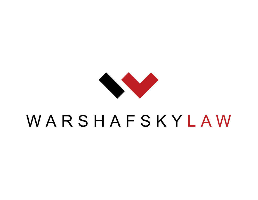Warshafsky Law Honorable Logo Design