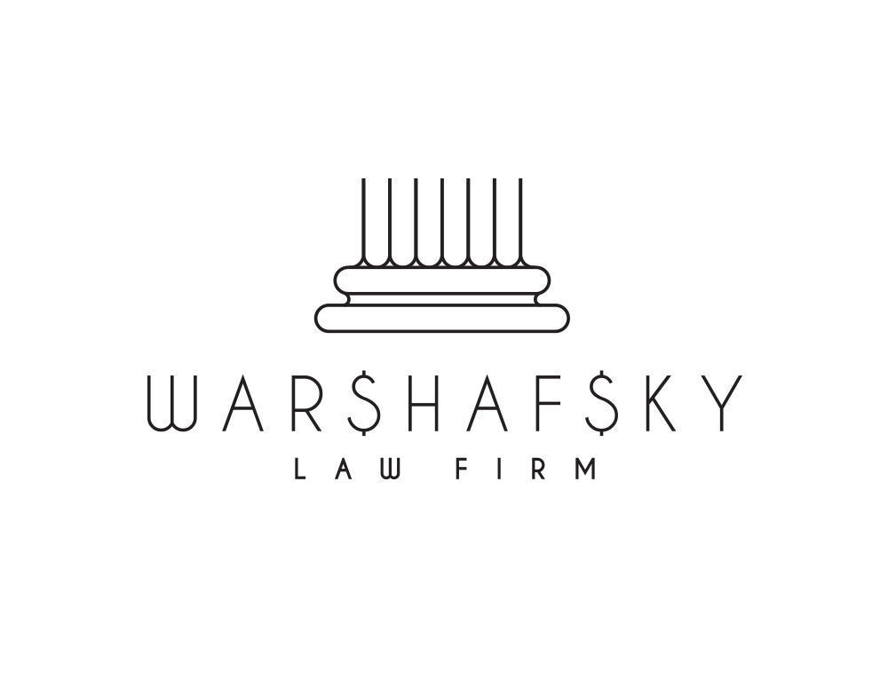 Warshafsky Law Honorable2 Logo Design