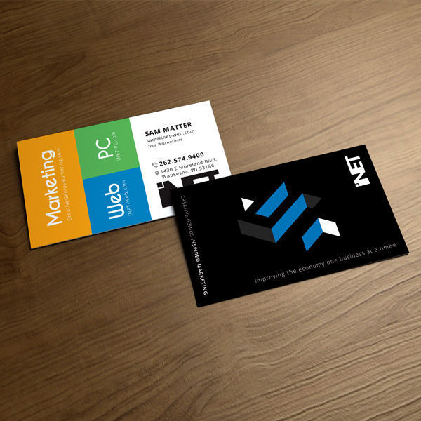 iNET Business Card