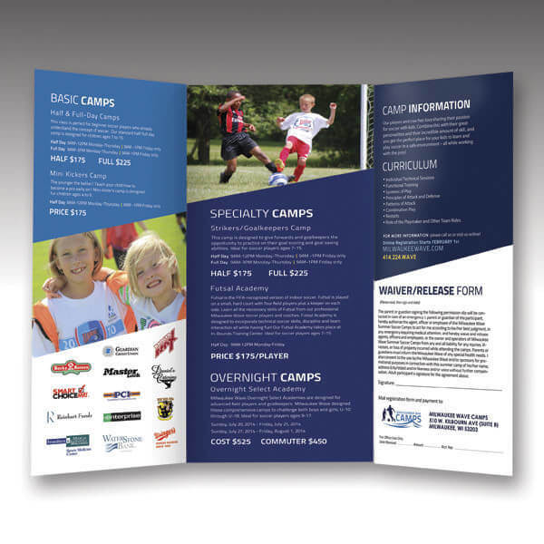Custom Milwaukee Brochure Design