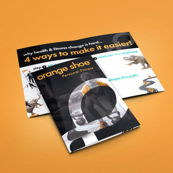 Orange Shoe Brochure