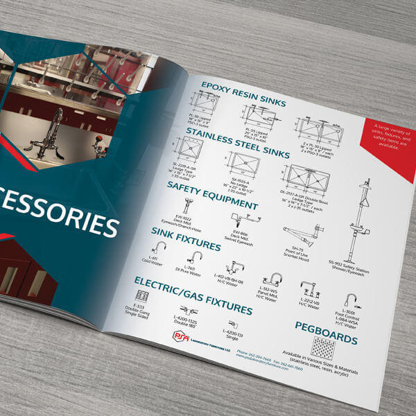 PSA Product Brochure Interior Design