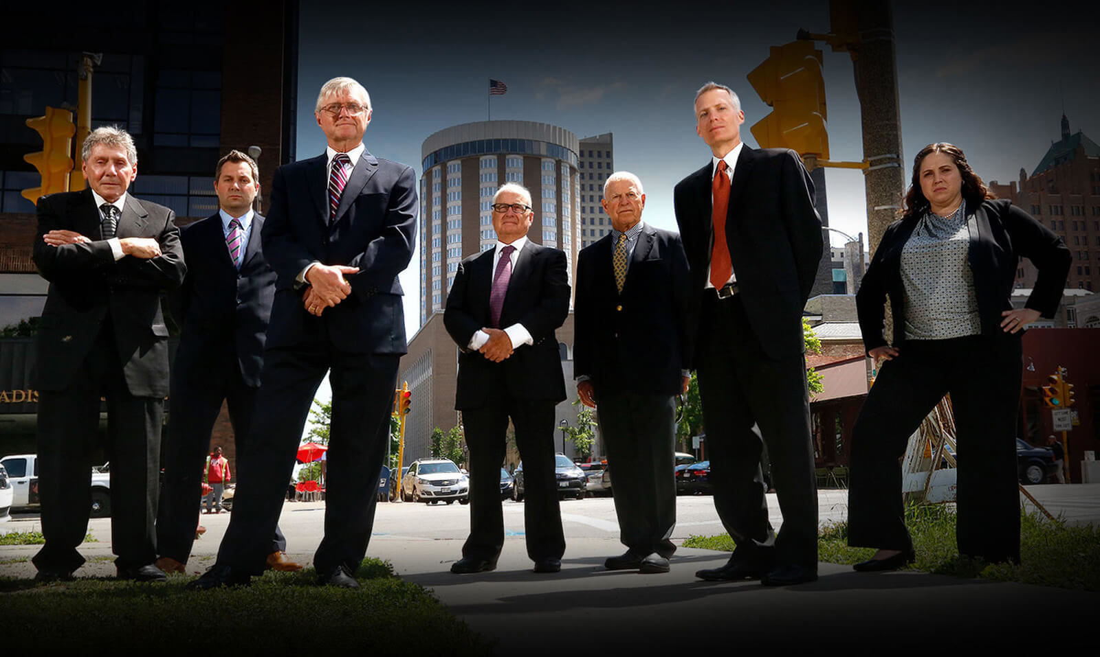 Warshafsky Law uses iNET photography for their Milwaukee law firm