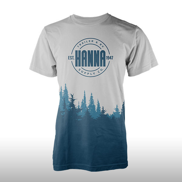 Hanna RV T-Shirt Design
