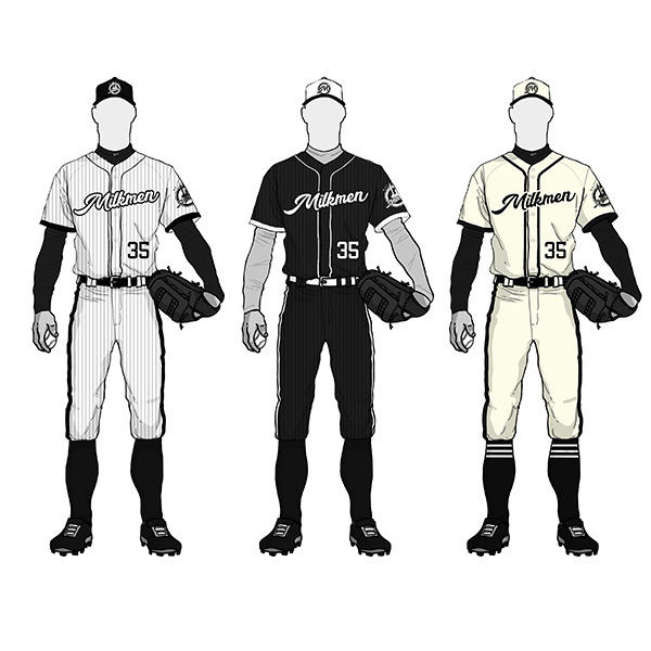 Milkmen Uniform Design