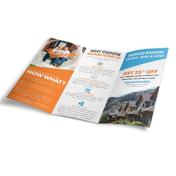 Radon Gone LLC Brochure