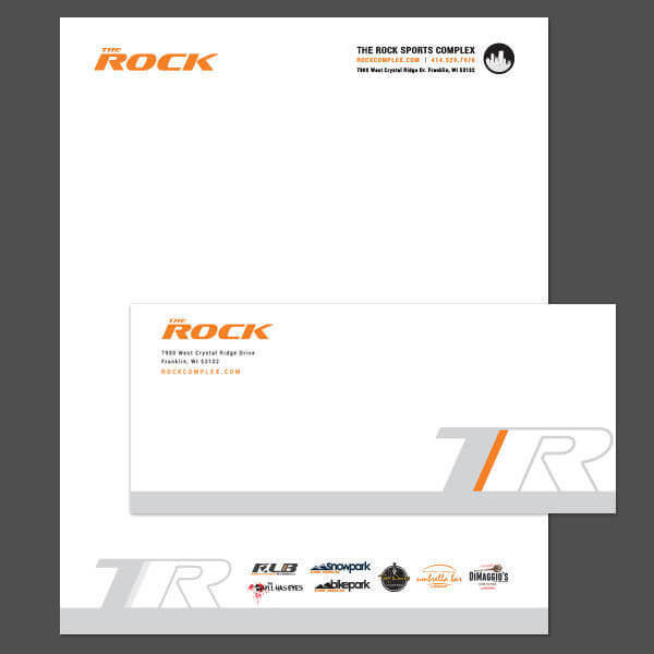 Custom Stationery Design
