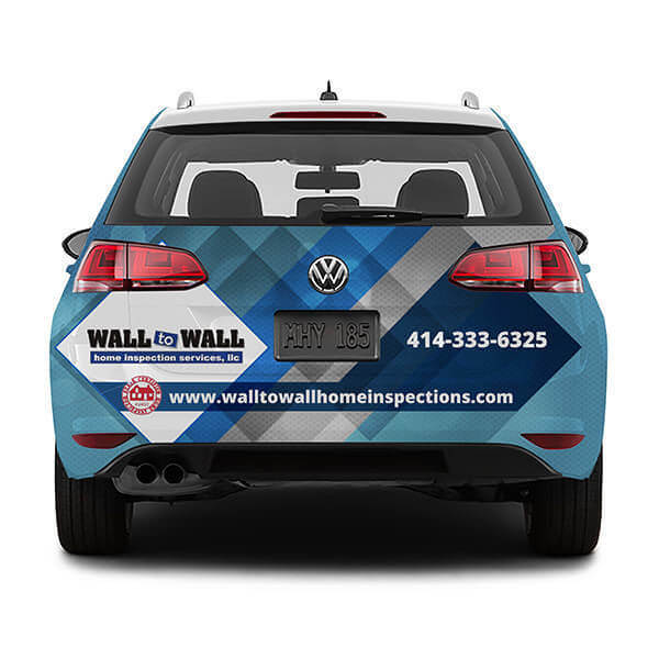 Vehicle Wrap Design